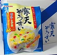 かんてんぱぱ 寒天ぞうすい ホタテ・ちんげん菜(17gX10袋セット)2個セット