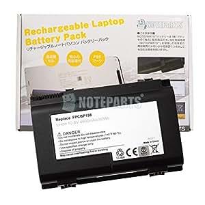 Fujitsu 富士通 FMV-BIBLO NF LIFEBOOK AH用 Li-ion バッテリー FM-66C 0644670 0644690対応