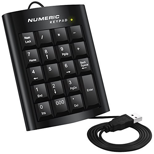 DLANDキーボード テンキーボード 人間工学二基づいた U...