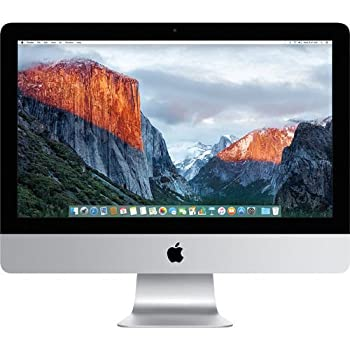 APPLE iMac 21.5/2.7GHz Quad Core i5/8GB/1TB/Intel Iris Pro ME086J/A
