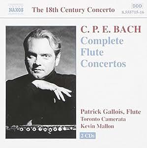 Complete Flute Concertos