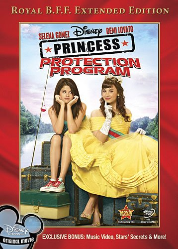 Princess Protection Program [DVD] [Import]