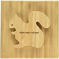 Urban Infant Rattle, Norman The Squirrel by Urban Infant
