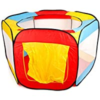 kocome Children Kids Play Houseインドアアウトドア簡単折りたたみBall Pit Hideawayテント