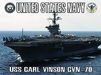 海軍ポスターUSS Carl Vinson ( acc4)