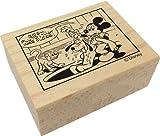 ディズニー ミッキー&フレンズ_5 木製スタンプ【コミック】