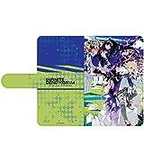 HAKUBA キャラモード インフィニット・デンドログラム vol.1-1 手帳型マルチスマートフォンケース カード収納 iPhone & Android 両対応 スマホカバー ケース 4977187133400