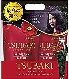 【詰替用セット】 TSUBAKI エクストラモイスト シャンプー 345ml + コンディショナー 345ml