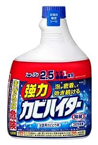 【大容量】強力カビハイター 風呂用洗剤 付替用 1000ml