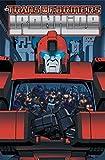 アメコミ トレード・ペーパーバック TPB 『トランスフォーマー:アイアンハイド Transformers: Ironhide』#1