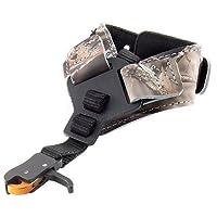 Cajun Archery Hot Shot Nano Buckle Wrist Strap Black