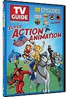 TV Guide Spotlight: Super Action Animation [DVD] [Import]