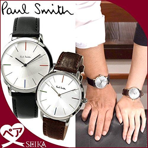 (ペア価格) ポールスミス PAUL SMITH ペアウォッチ P10051 メンズ P10100 レディース 時計 腕時計 [並行輸入品]
