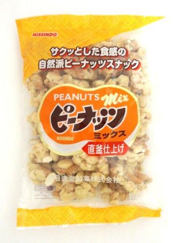 日進堂 ピーナッツミックス 130g×12袋