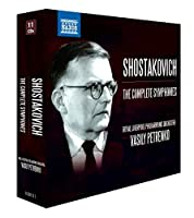 Shostakovich: Complete Symphonies Nos. 1-15 [Box Set] by Gal James