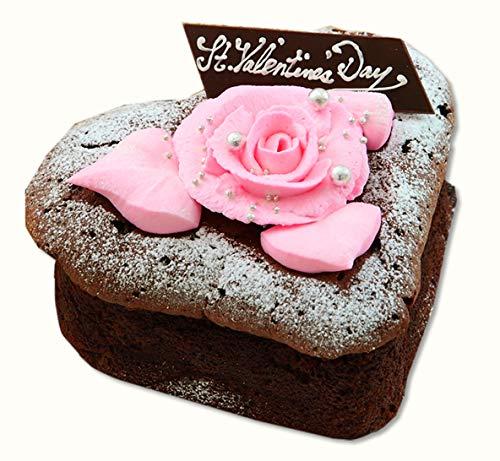 『ハートショコラ』 ハートのガトーショコラ お誕生日 チョコレートケーキ バレンタインデーに