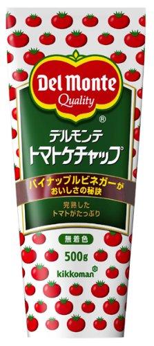 デルモンテ トマトケチャップ 500g×4個