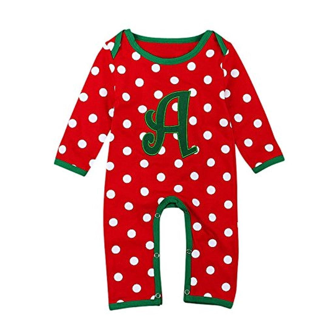 東ティモール管理熱心赤ちゃん ロンパース カバーオール ロンパース クリスマス ベビー コスチューム クリスマススタイル セットアップ 子供 衣装 女の子 男の子 可愛い (100cm)