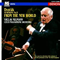 Dvorak: Symphony No. 9 'From the New World' by Vaclav Neumann (2010-08-18)