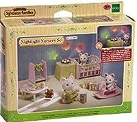 Sylvanian Families - 2957 - Poupée et Mini-poupée - Nurserie Eclairée [並行輸入品]