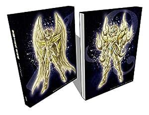 【Amazon.co.jp限定】聖闘士星矢 黄金魂 -soul of gold- 1 (オリジナル三方背ケース付) [Blu-ray]