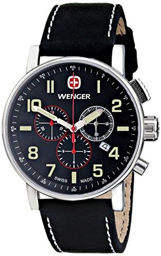 [ウェンガー]Wenger 腕時計 Commando Chr...