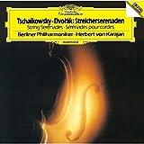 チャイコフスキー&ドヴォルザーク:弦楽セレナード 画像