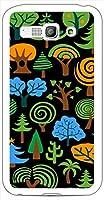 sslink TONE m14 トーンモバイル ハードケース ca1229-3 植物 ツリー 木 スマホ ケース スマートフォン カバー カスタム ジャケット