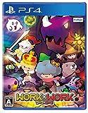 WORK×WORK (ワークワーク) 予約特典(1追加シナリオ全3種が無料でダウンロードできるDLCコードカード、2ウミウシちゃん きんちゃく) 付 - PS4