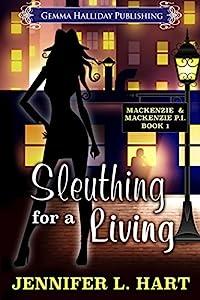 Mackenzie & Mackenzie PI Mysteries 1巻 表紙画像