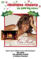 One Wish: The Holiday Album / Yule Log [DVD]
