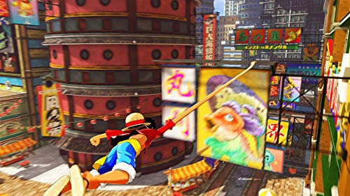 『【PS4】ONE PIECE WORLD SEEKER 【Amazon.co.jp限定】ゲーム内アイテム「スパイチョーカー:極」が先行で入手できるプロダクトコード』の4枚目の画像