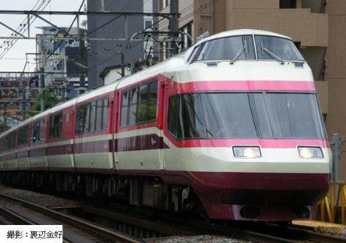 TOMIX Nゲージ 92845 小田急ロマンスカー10000形HiSE (ロゴマーク付き) セット