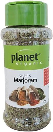 Planet Organic Marjoram Shaker, 10 g