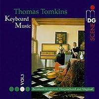 Tomkins:Keyboard Music Vol3