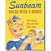 ブリキ看板 Sunbeam (630) ティンサインプレート ティンサインボード アメリカ雑貨 アメリカン雑貨