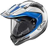 アライ(ARAI) バイクヘルメット オフロード ツアークロス3 フレア(FLARE) 青 54CM