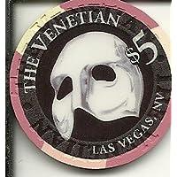 $ 5 The Venetianラスベガスカジノチップ