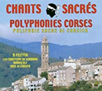 Chants Sacres Corses Vol 1