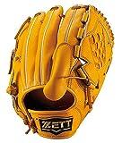 ZETT(ゼット) 野球用 軟式グラブ ネオステイタス 投手用 オークブラウン LH(右投げ用) BRGB31411-3600-LH