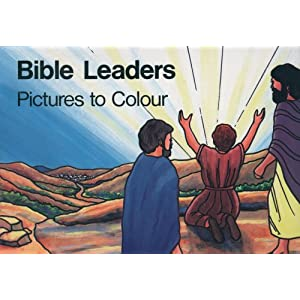 Bible Leaders (Colour & Learn)