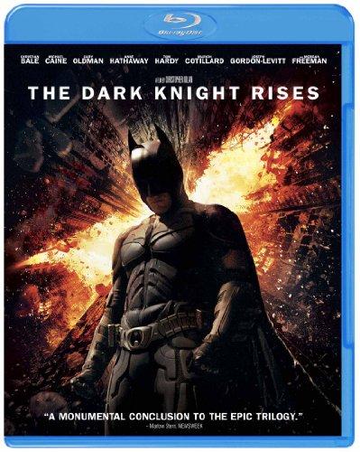 「ダークナイト ライジング」Blu-ray & DVDセット
