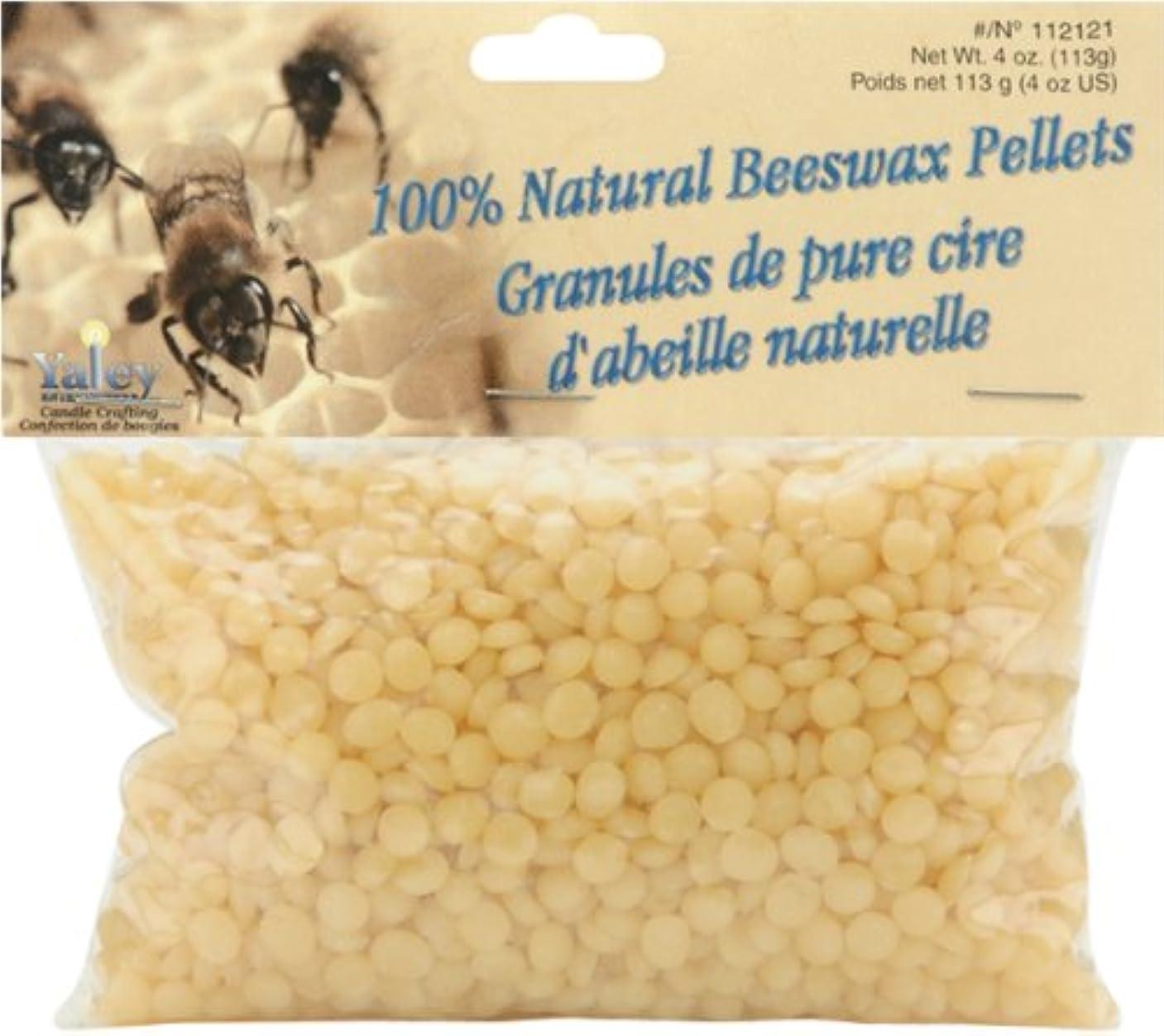 カバー降臨連続的Beeswax Pellets 4oz-Off-White (並行輸入品)