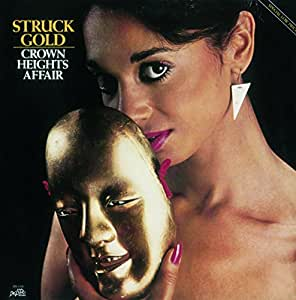 STRUCK GOLD +5 (日本独自企画、最新リマスター、解説、ボーナストラック付)