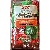 UCC 有機栽培珈琲 ダークロースト(豆) 500g
