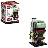 LEGO BrickHeadz Boba Fett 41629 Building Kit, Multicolor