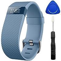 ZeroFire 交換用アクセサリーベルト Fitbit Charge HRバンド対応