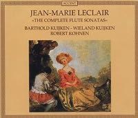 Leclair: the Flute Sonatas