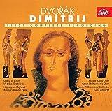 ドヴォルザーク:歌劇「ディミトリイ」 (3CD)