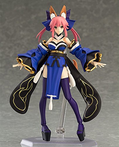 figma Fate/EXTRA キャスター ノンスケール  ABS&PVC製 塗装済み可動フィギュア